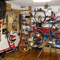Nowa rowerownia