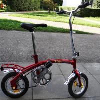 Rower skladany TopPedo