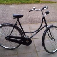 Stary rower niemiecki